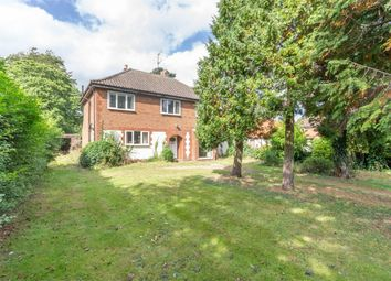 Thumbnail 3 bed detached house for sale in Holt Road, Fakenham