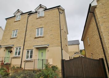 Thumbnail 4 bed semi-detached house to rent in Vicarage Drive, Mitcheldean