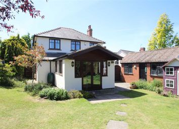 Thumbnail 3 bed detached house for sale in Church Lane, St. Martins, Oswestry
