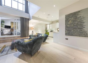 Thumbnail 2 bed flat for sale in Bream's Buildings, London