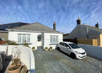Thumbnail 2 bed semi-detached bungalow for sale in Central Treviscoe, Central Treviscoe, St. Austell