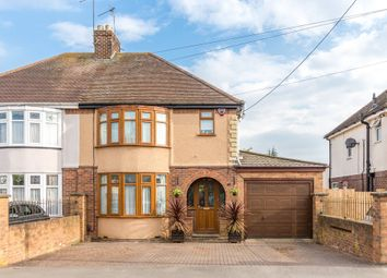 Thumbnail 3 bed semi-detached house for sale in Prospect Avenue, Irchester, Wellingborough
