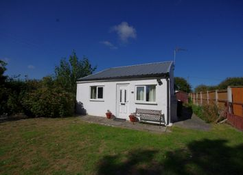 Thumbnail 1 bed detached bungalow for sale in Dee Road, Talacre, Holywell