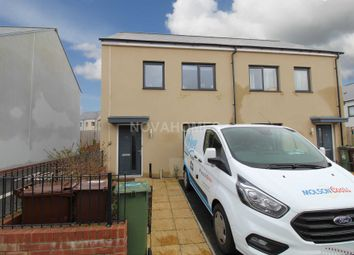 Thumbnail 2 bedroom semi-detached house for sale in Centenary Road, Plymouth