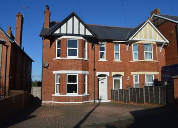 Thumbnail 5 bed semi-detached house to rent in Albion Hill, Exmouth