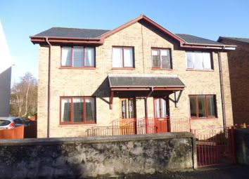 Thumbnail 3 bed semi-detached house for sale in 60A, Ardbeg Road, Rothesay, Isle Of Bute