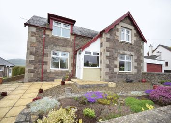 Thumbnail 3 bed detached house for sale in 45 Sherifflats Road, Thankerton, By Biggar