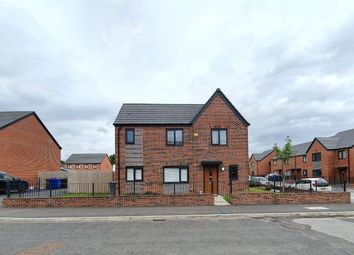 3 bed detached house to rent in Beastow Road, Manchester M12