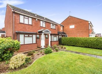 Thumbnail 4 bed detached house for sale in Wadley Drive, Bevere, Worcester, Worcestershire