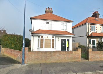 Thumbnail 4 bed detached house for sale in Looe Road, Felixstowe