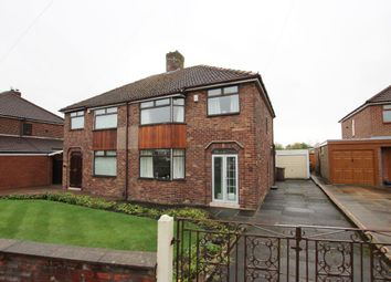 Thumbnail 3 bed semi-detached house for sale in Windermere Road, Haydock, St. Helens