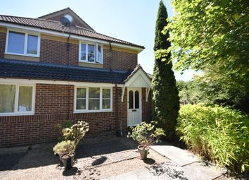Thumbnail 1 bed end terrace house for sale in Middle Furlong, Didcot