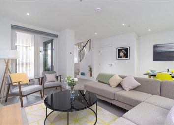 Thumbnail 3 bed town house for sale in Rose Joan Mews, West Hampstead, London