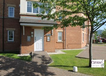 Thumbnail 2 bedroom flat to rent in Redgrave Close, Gateshead
