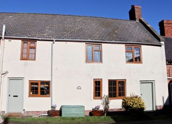 Thumbnail 3 bed semi-detached house for sale in Pool Quay, Welshpool