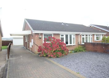 Thumbnail 2 bed bungalow for sale in Fenpark Road, Fenpark, Stoke-On-Trent
