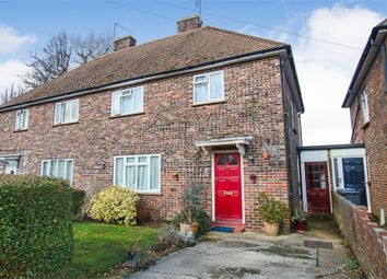 Thumbnail 3 bed semi-detached house for sale in Hollands Way, East Grinstead, West Sussex