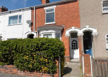 Thumbnail 3 bed terraced house to rent in Granville Street, Grimsby
