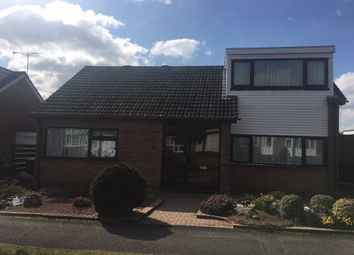 Thumbnail 3 bed bungalow to rent in De Montfort Way, Cannon Park
