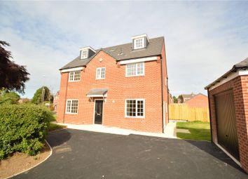 Thumbnail 5 bed detached house for sale in Plot 6 Appletree Court, Lidgett Lane, Garforth