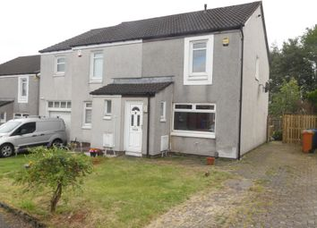 Thumbnail 2 bed town house to rent in Spynie Place, Bishopbriggs, Glasgow