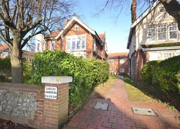 Thumbnail 2 bed flat for sale in Loxley Gardens, Bulkington Avenue, Worthing, West Sussex