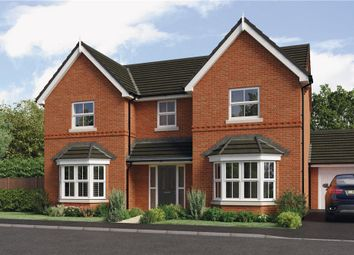 """Thumbnail 4 bedroom detached house for sale in """"Aston"""" at Clappers Lane, Bracklesham Bay, Chichester"""