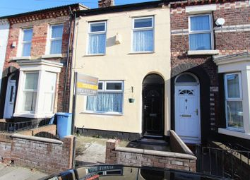 Thumbnail 3 bedroom terraced house to rent in Roxburgh Street, Liverpool