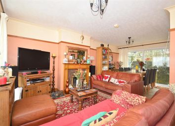 Thumbnail 2 bedroom end terrace house for sale in Western Gardens, Crowborough, East Sussex