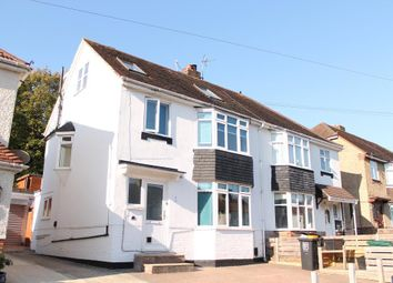 Thumbnail 1 bed semi-detached house to rent in Upper Bevendean Avenue, Brighton, East Sussex