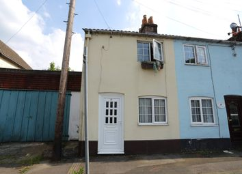Thumbnail 2 bed end terrace house for sale in Mill Road, Fareham