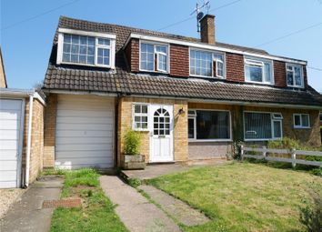 Thumbnail 4 bedroom semi-detached house for sale in Priory Walk, Leicester Forest East, Leicester