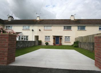 Thumbnail 3 bed terraced house to rent in Pantycelyn Place, St. Athan, Barry