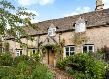 Thumbnail 3 bed end terrace house for sale in Great Rissington, Cheltenham, Gloucestershire