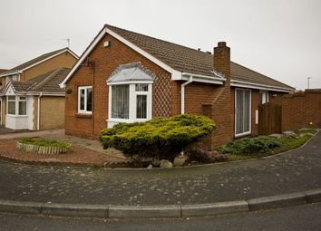 Thumbnail 3 bed bungalow for sale in Bournemouth Drive, Dalton-Le-Dale, Seaham