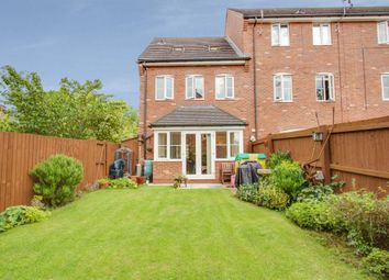 Thumbnail 4 bed end terrace house for sale in Talbot Way, Stapeley, Nantwich