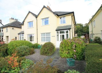 Thumbnail 3 bed semi-detached house for sale in Parkfield, Crosthwaite Road, Keswick, Cumbria