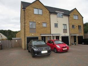 Thumbnail 4 bed end terrace house for sale in Lulworth Close, Stevenage