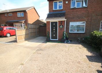 Thumbnail 3 bed property to rent in Markfield Close, Luton