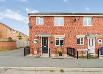 3 bed end terrace house for sale in Haggerston Road, Blyth NE24