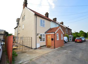 Thumbnail 4 bed semi-detached house for sale in Spriteshall Lane, Trimley St. Mary, Felixstowe