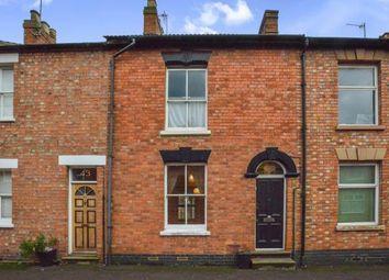 Thumbnail 2 bed terraced house for sale in Buckingham Street, Wolverton, Milton Keynes, Buckinghamshire