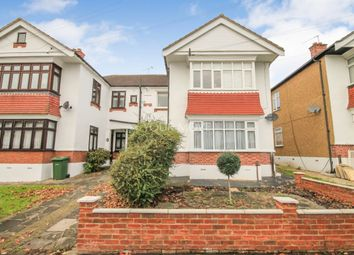 Thumbnail 2 bedroom flat for sale in Repton Drive, Gidea Park, Romford