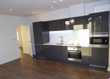 Thumbnail 2 bed flat to rent in Chertsey Boulevard, Hanworth Lane, Chertsey