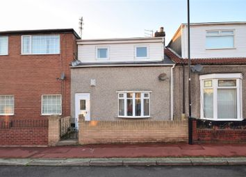 Thumbnail 3 bed cottage for sale in Harlow Street, Sunderland