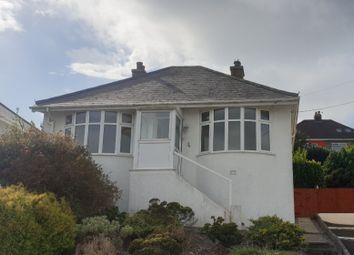 Thumbnail 3 bed bungalow to rent in Hillside Road, Saltash