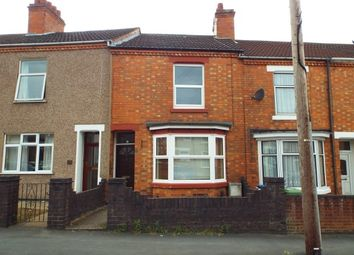 Thumbnail 2 bed terraced house to rent in South Street, Rugby