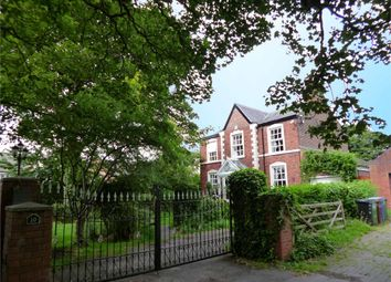 Thumbnail 5 bedroom detached house for sale in Adswood Grove, Edgeley, Stockport, Cheshire