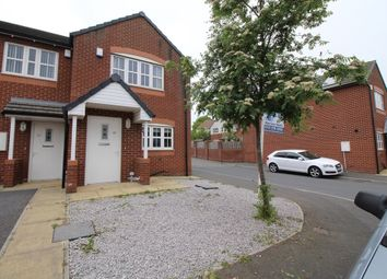Thumbnail 2 bed end terrace house for sale in Rosa Court, Pontefract