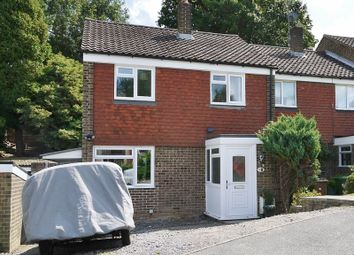 Thumbnail 3 bed end terrace house for sale in Ridgeway, Pembury, Tunbridge Wells